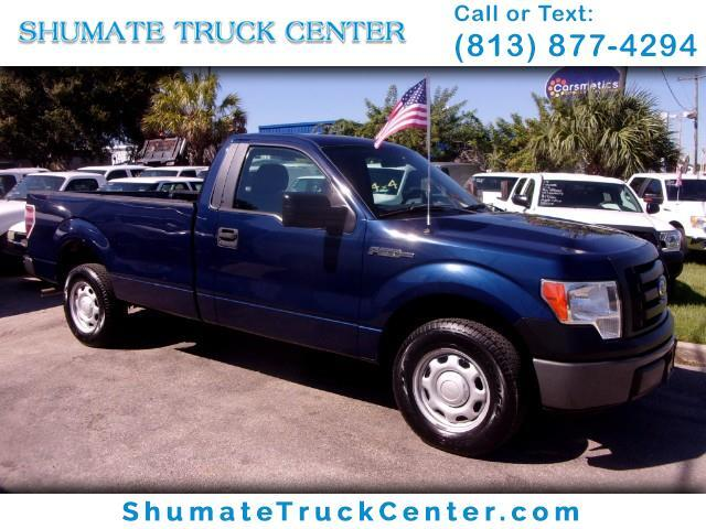 2011 Ford F-150 Reg Cab 8 FT. Long Bed
