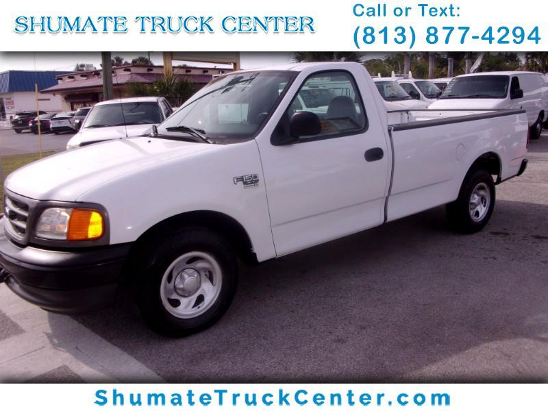 2004 Ford F-150 Heritage XL Longbed
