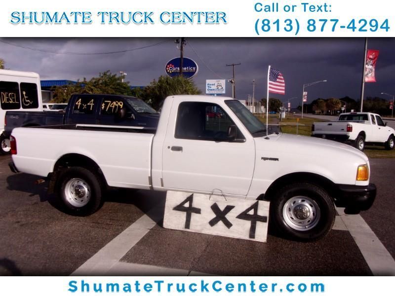 2002 Ford Ranger 4x4 Long Bed !!!