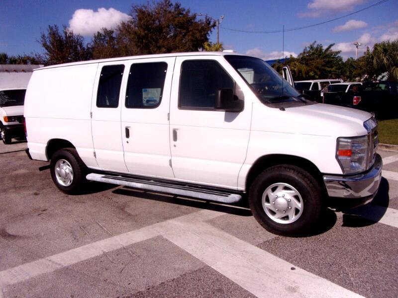 2012 Ford Econoline Cargo E-250 Commercial