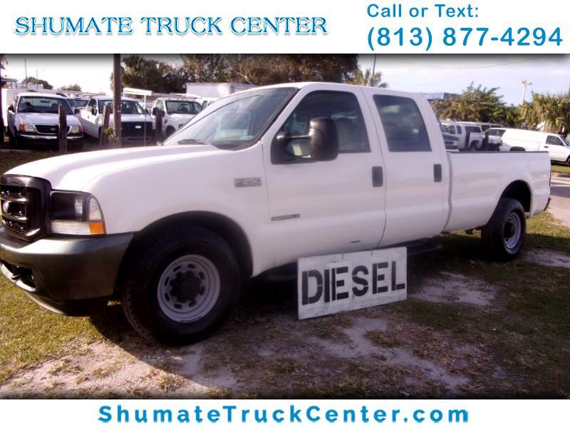 2002 Ford F-250 Crew Cab Long Bed