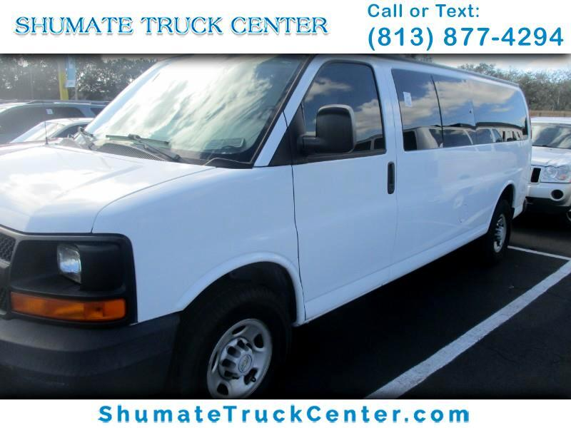 2008 Chevrolet Express Cargo Window Cargo EXTended 3500