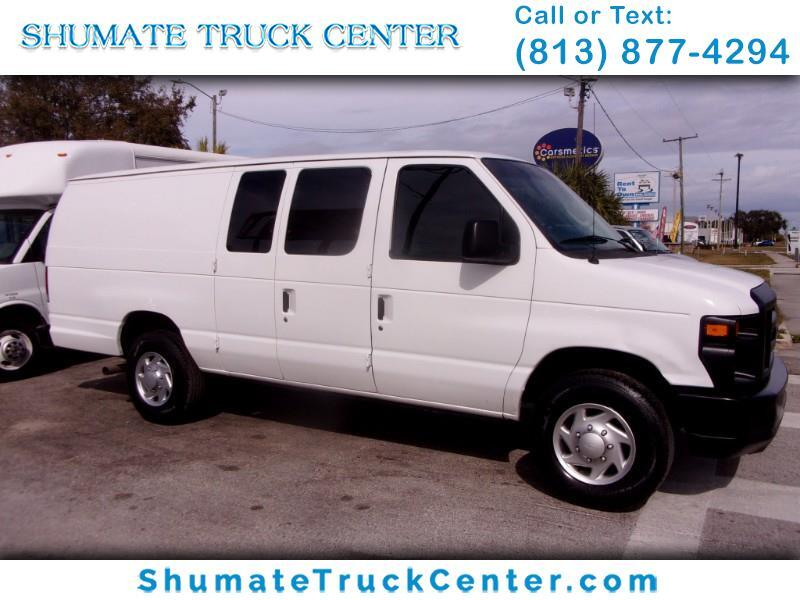 2009 Ford E-250 Extended H.D. Cargo