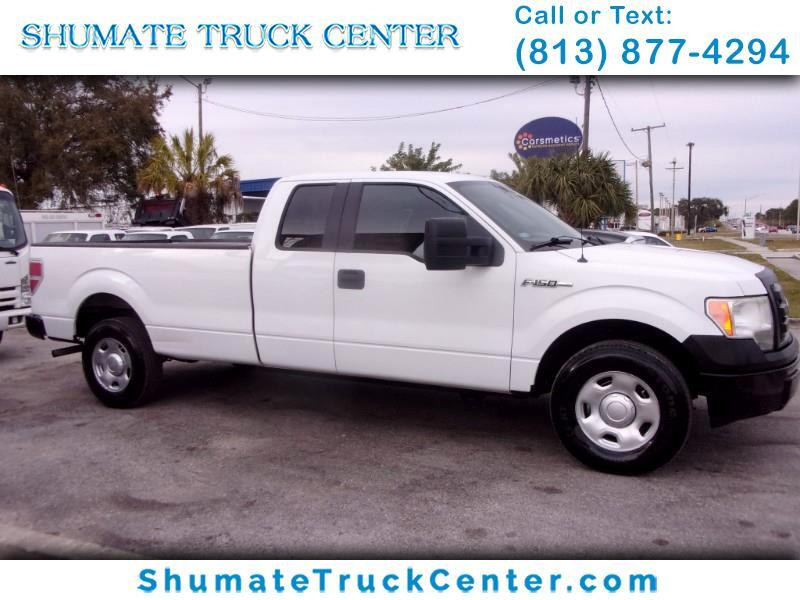 2009 Ford F-150 SuperCab 2WD