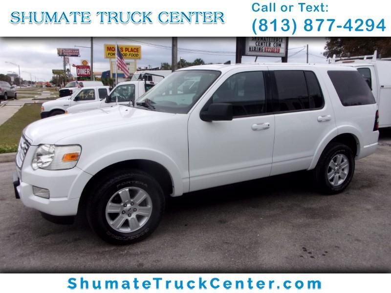 2010 Ford Explorer XLT 4-Door 2WD
