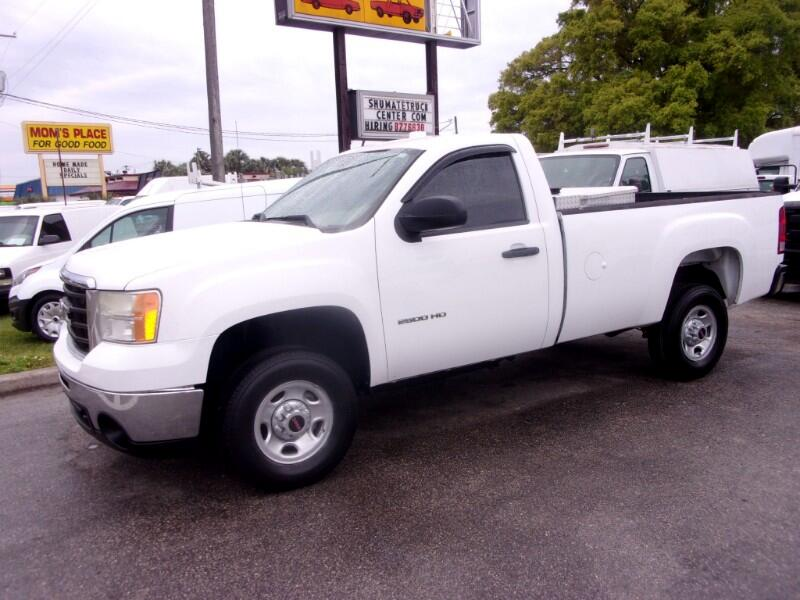 2010 Chevrolet Silverado 2500HD Reg Cab 8 FT. Bed