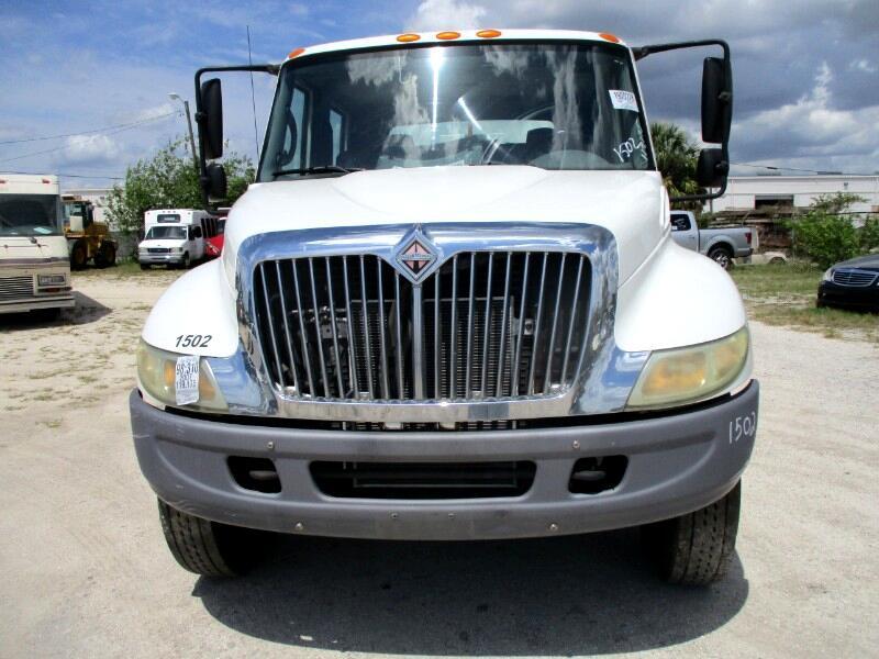 2007 International 4300 Crew Cab Ashpalt Patch Truck