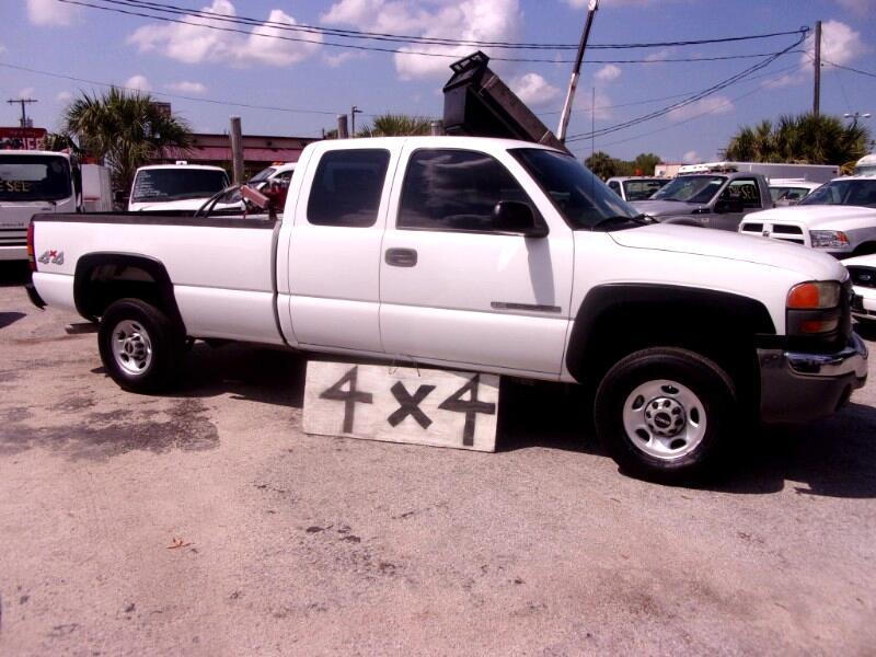 """2006 Chevrolet Silverado 2500HD Ext Cab 157.5"""" WB 4WD Work Truck"""