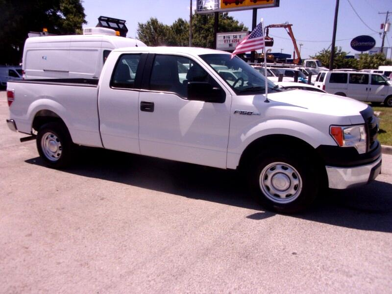 "2014 Ford F-150 2WD SuperCab 145"" FX2"