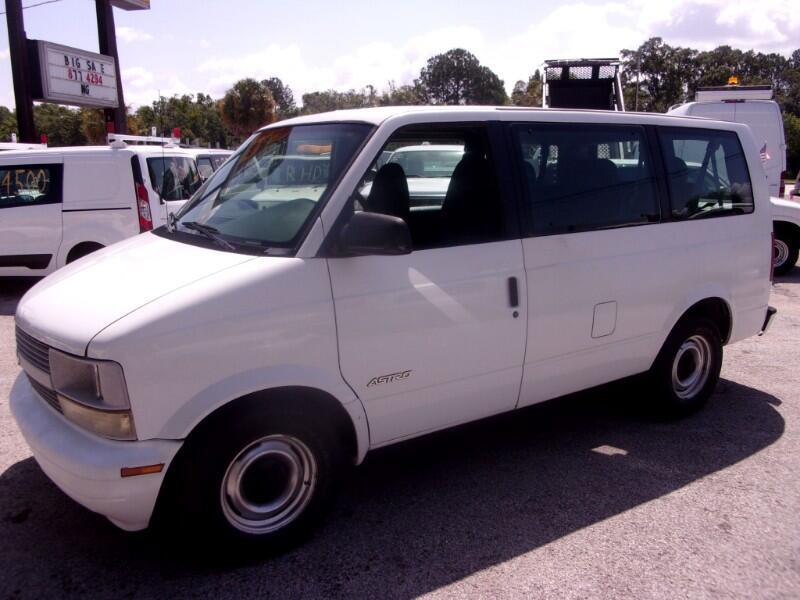 Chevrolet Astro Sport Van 2000