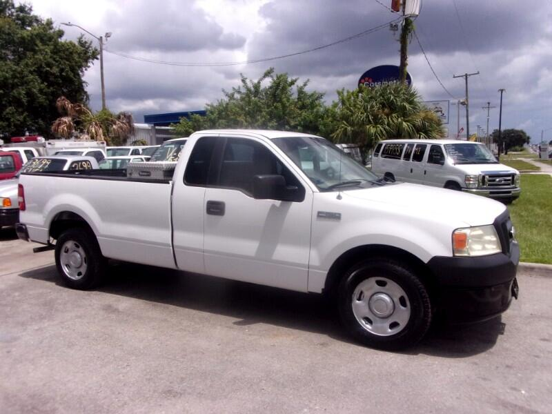 2007 Ford F-150 Reg Cab Rare 8FT. Bed