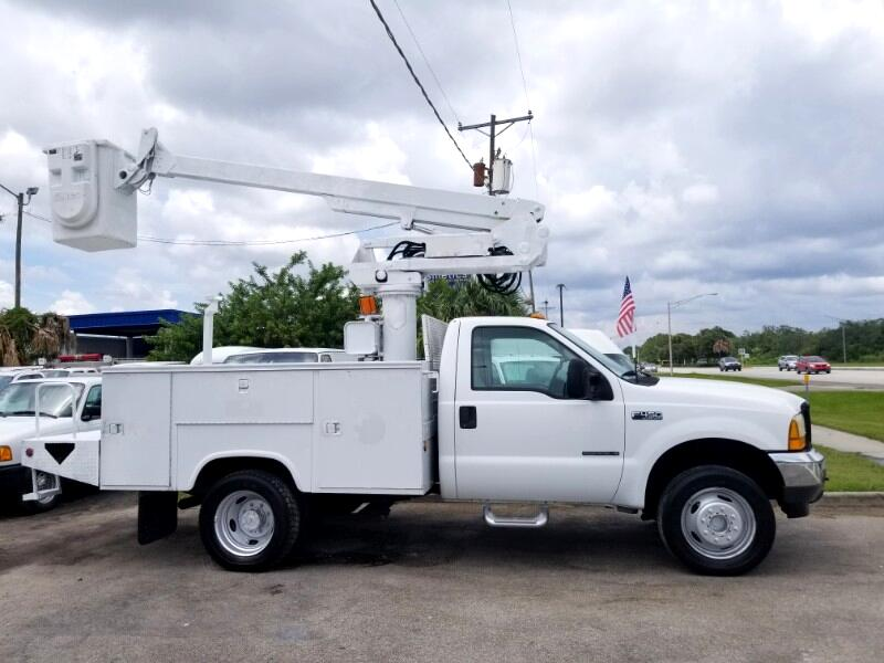 2001 Ford F-450 40 FT. Working Height Altec Bucket