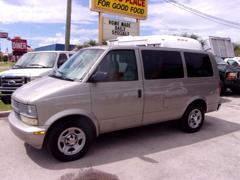 2005 Chevrolet Astro 8 Passenger