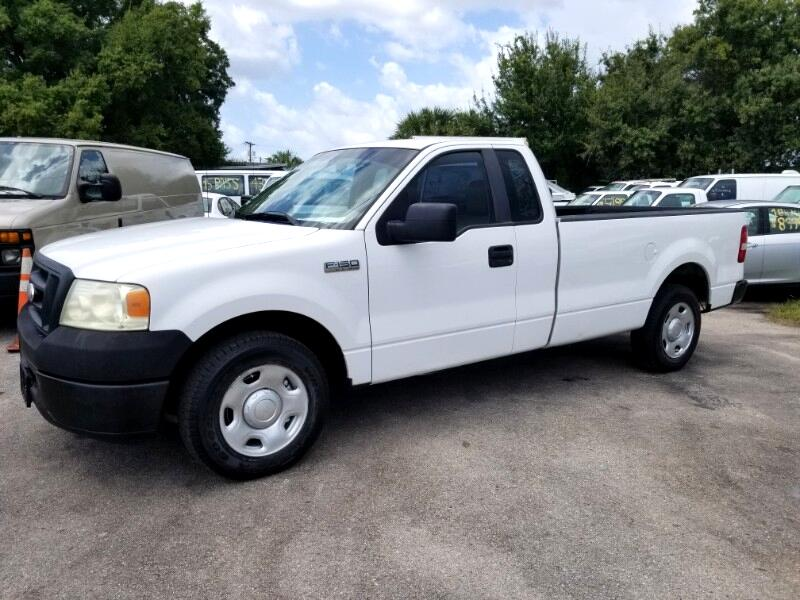 2007 Ford F-150 XLT 8 FT. Bed
