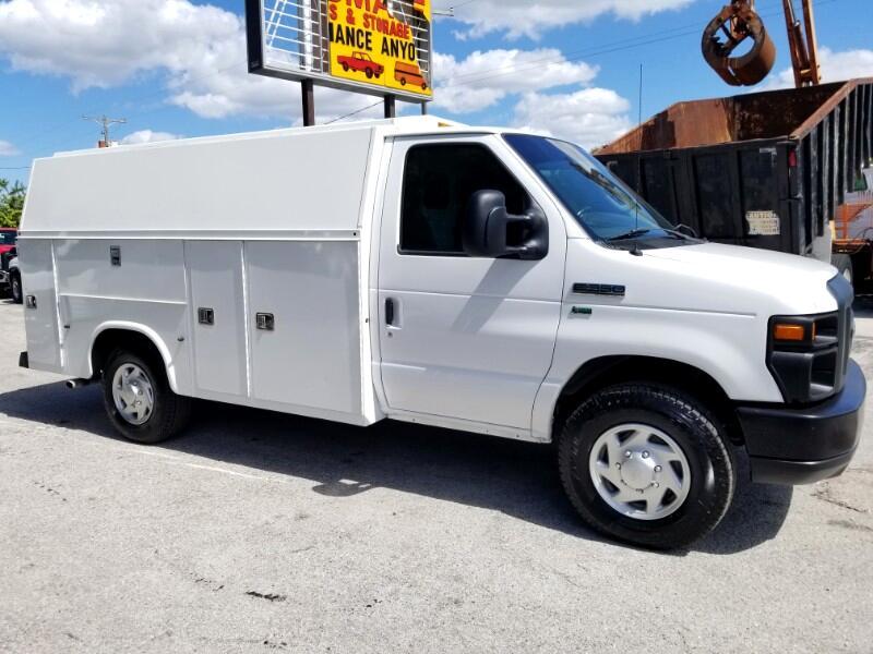 2014 Ford E-350 KUV Utility Body