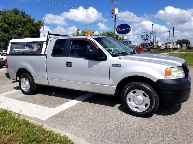 2006 Ford F-150 Quadcab 6ft. Bed
