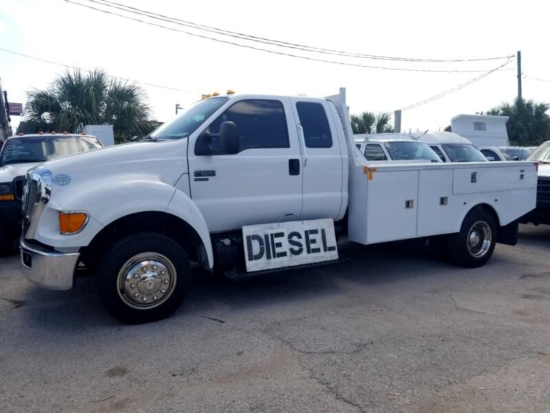 Ford F-650 SuperCab 2WD DRW 2008