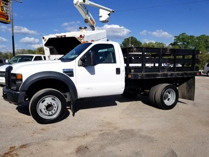 Ford F-550 Regular Cab 2WD DRW 2008