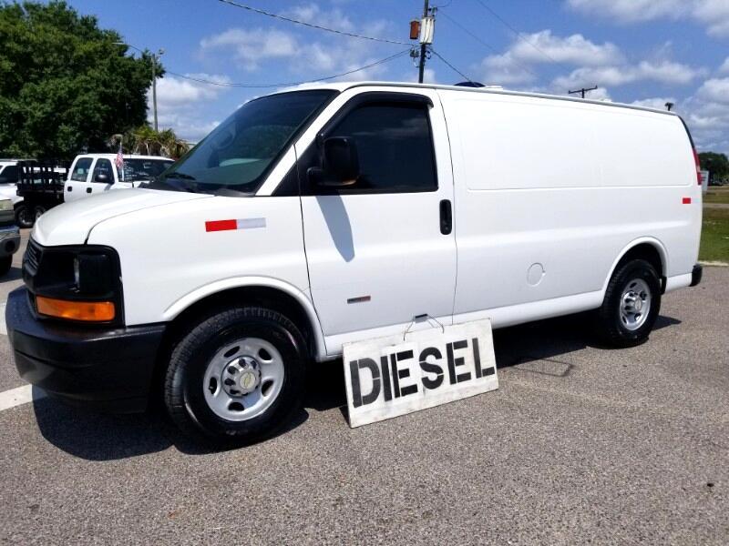 Chevrolet Express Cargo  2011