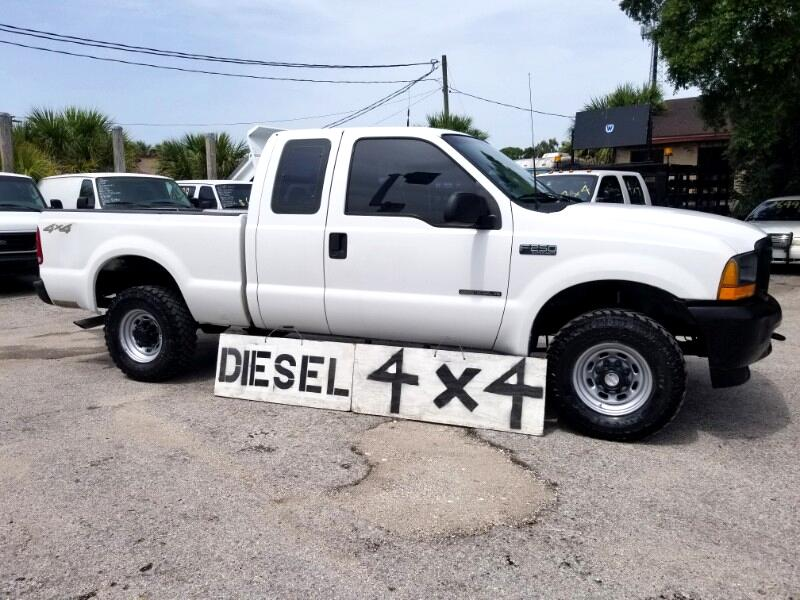 Ford F-250 XL SuperCab Short Bed 4WD 2001