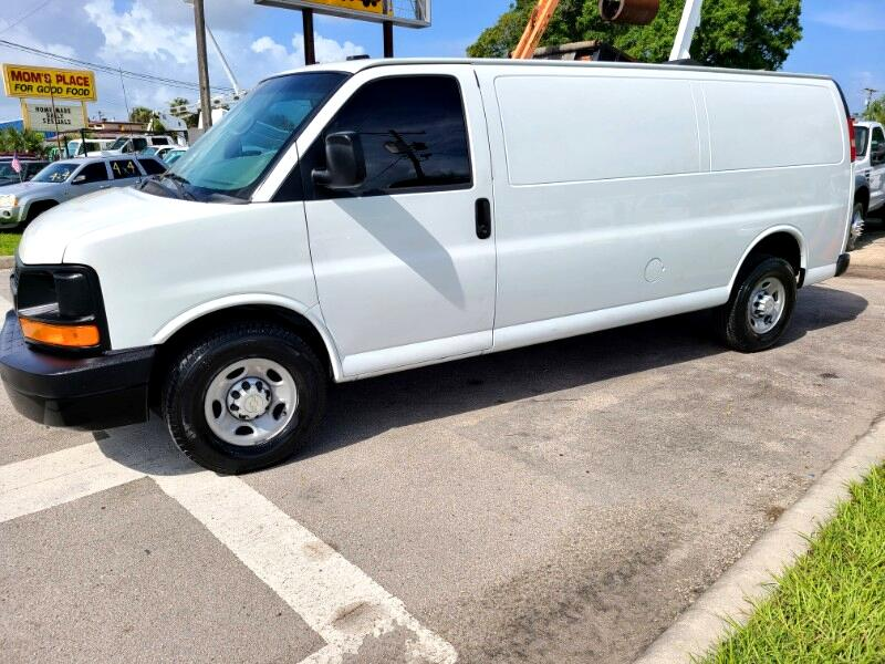 Chevrolet Express Cargo 3500 Extended Cargo 2007