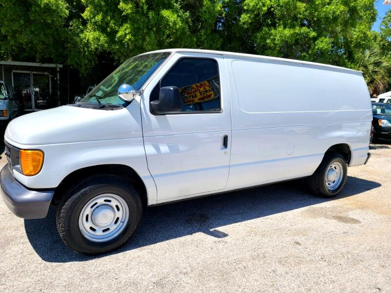 Ford Econoline Cargo E-150 2006