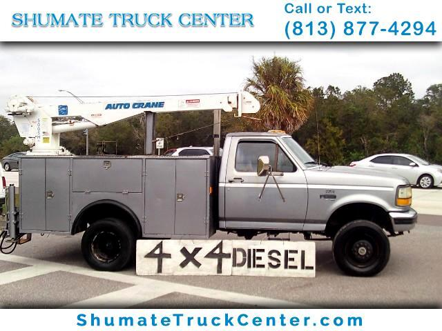 Used 1996 Ford F-450 5000 LB AUTOCRANE 4x4 for Sale in ...