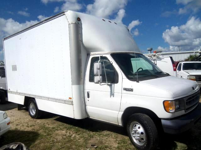 "2000 Ford E-350 E-350 Super Duty 138"" WB DRW"