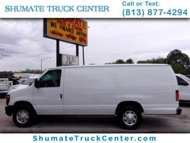 2011 Ford Econoline Cargo E-350 Super Duty Extended