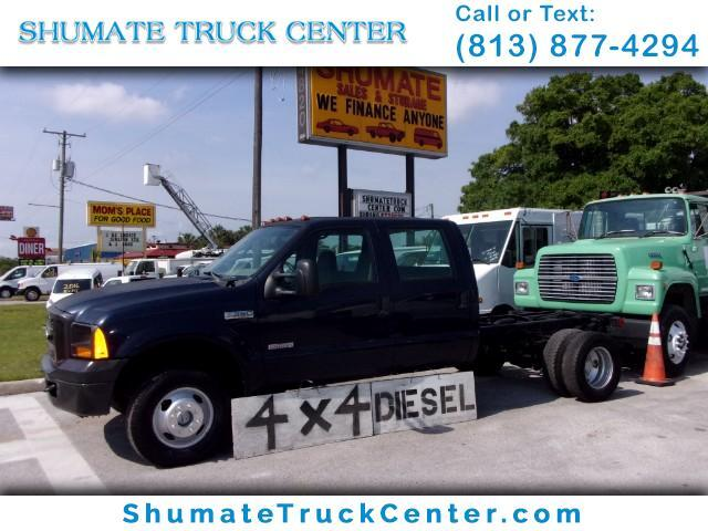 2005 Ford F-350 Crew Cab 4WD