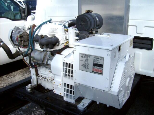 2003 Kubota Industrial 8 point 5 kw Diesel Genset 170hrs