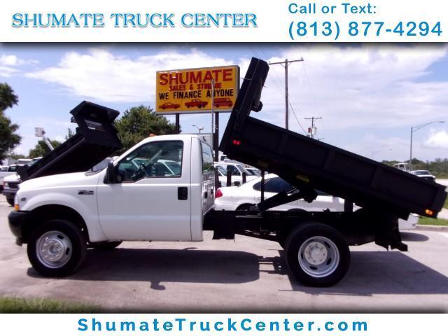 2003 Ford F-450 Dump Truck