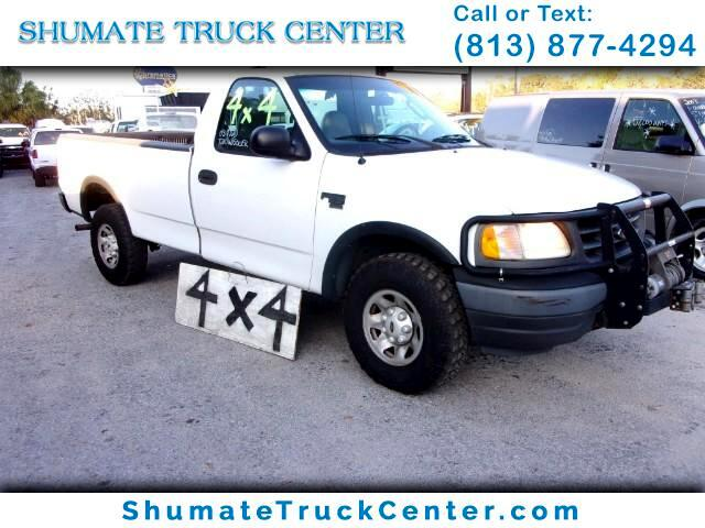 Used 2003 Ford F-150 Reg. Cab Long Bed 4WD for Sale in ...