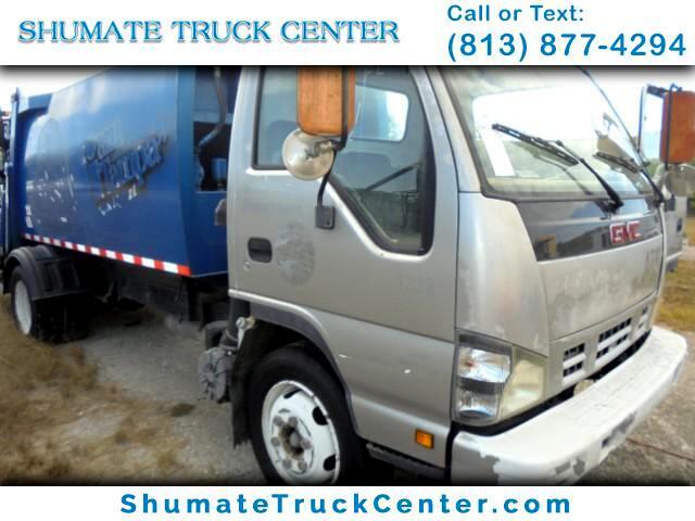 2006 Isuzu NQR Garbage Truck Pre Emissions