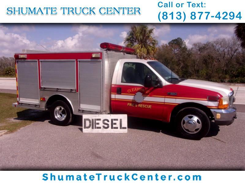 1999 Ford F-350 7.3 Diesel Fire / Rescue