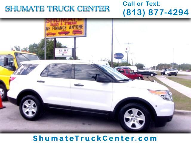 2011 Ford Explorer XLT 4-Door 4WD