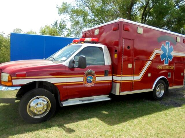 1999 Ford F-450 7.3 Diesel 12FT. Ambulance Body