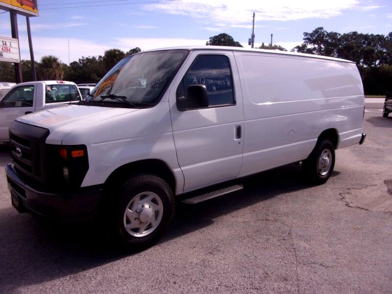 Ford Econoline Cargo E-350 Super Duty Ext Commercial 2008