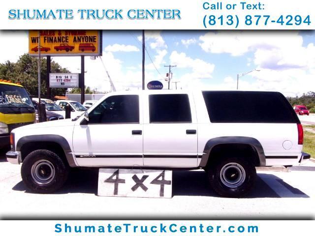 1995 Chevrolet Suburban 2500 4x4