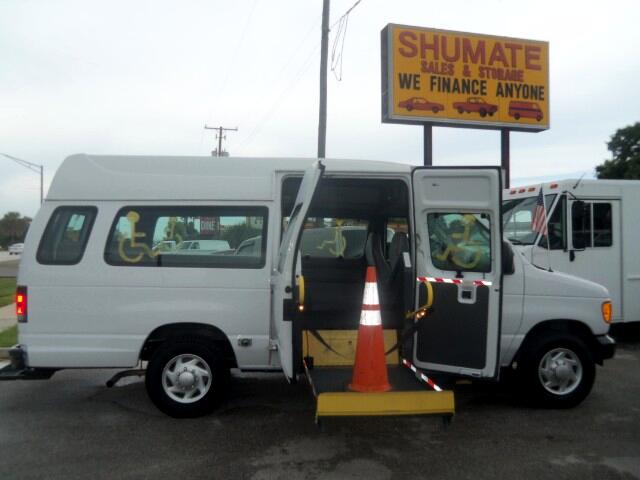 Ford Econoline Wagon E-250 Ext Commercial 2007
