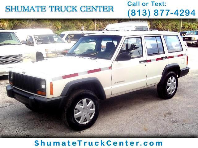 2000 Jeep Cherokee 4-Door 2WD
