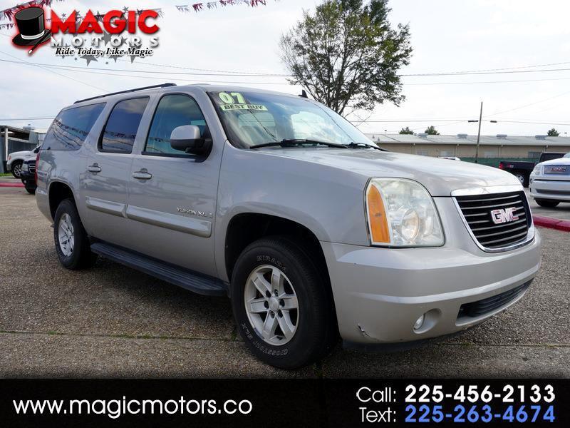 2007 GMC Yukon XL SLT-1 1/2 Ton 2WD