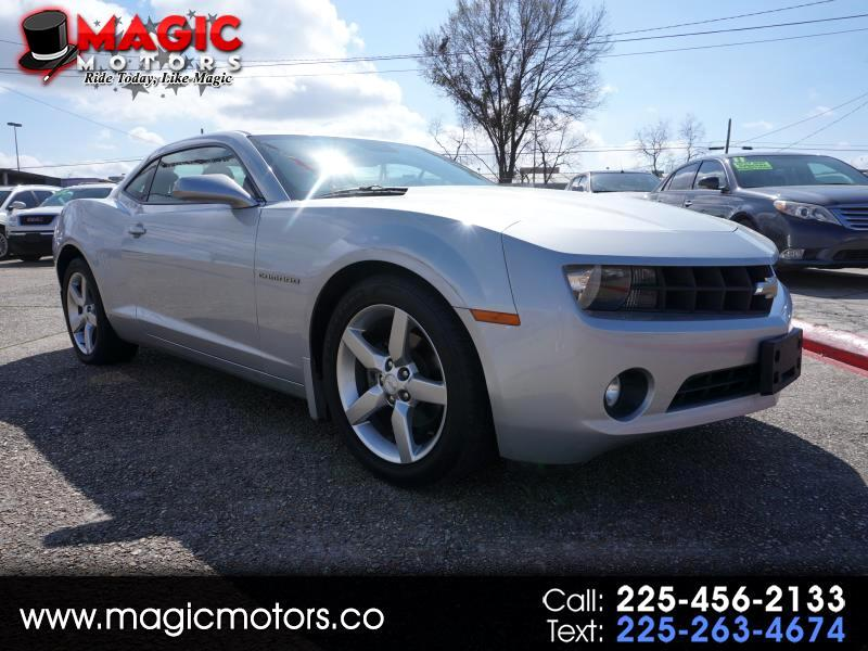 Used 2011 Chevrolet Camaro 2lt Coupe For Sale In Baton