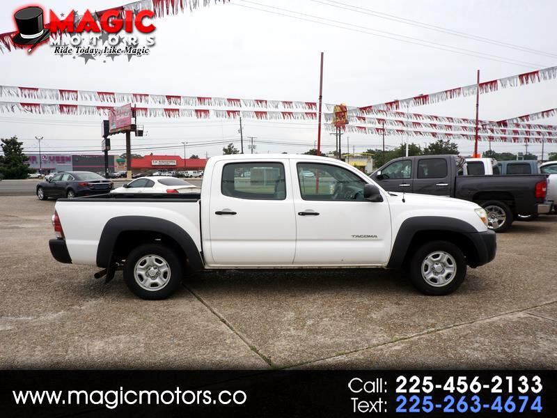 Toyota Tacoma Double Cab Auto 2WD 2011