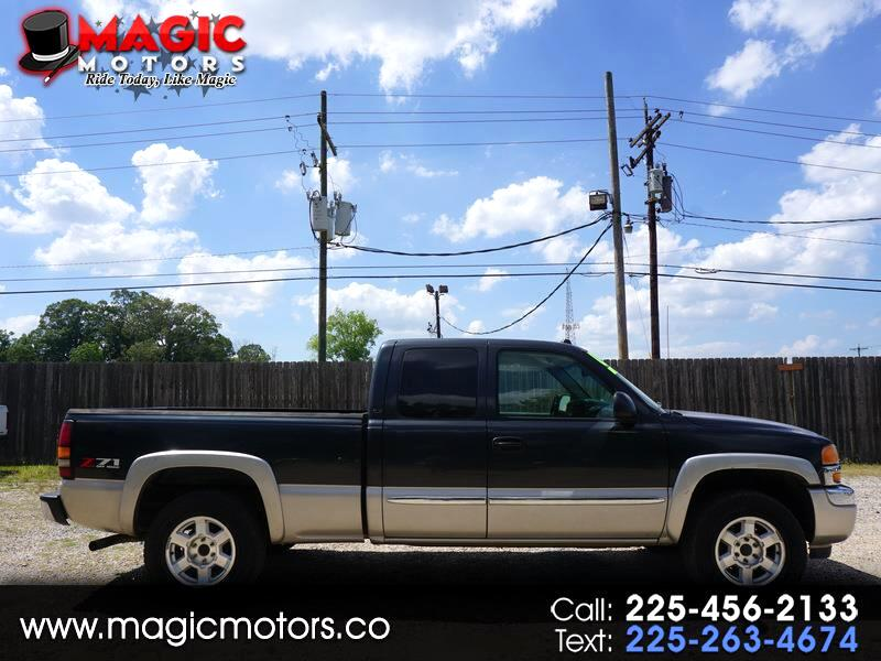 Used Trucks Baton Rouge >> Used 2005 Gmc Sierra 1500 Unknown In Baton Rouge La