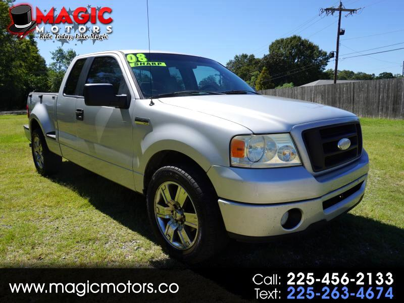 Ford F-150 STX SuperCab Flareside 2WD 2008