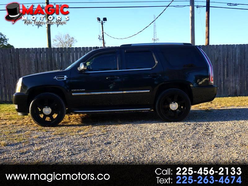 Cadillac Escalade 2WD Luxury 2012