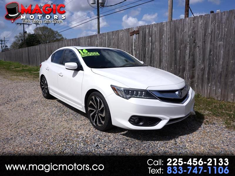Acura ILX 8-Spd AT w/ Technology Plus Package 2016