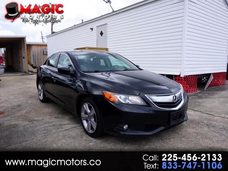 Acura ILX 5-Spd AT w/ Premium Package 2014