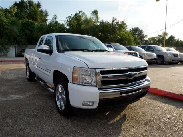 2011 Chevrolet Silverado 1500 LT Ext. Cab 2WD